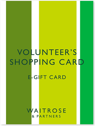 Waitrose Volunteer Shopping